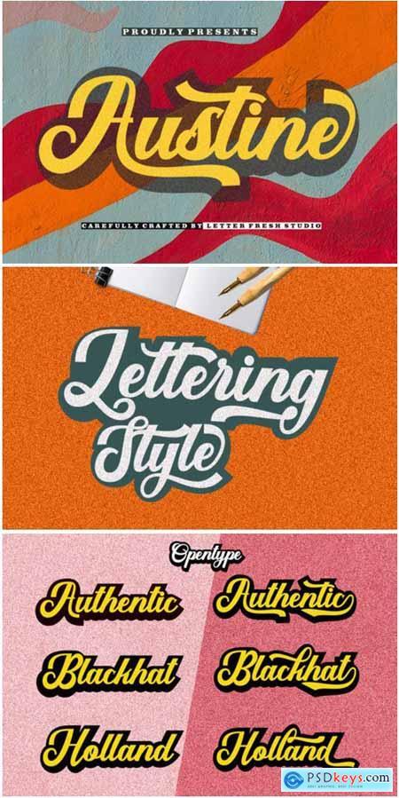 Austine Font