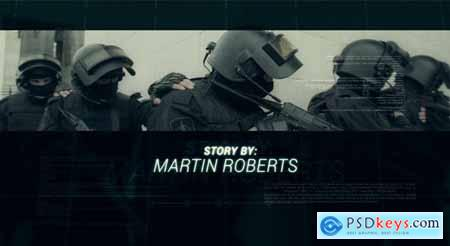 Videohive Military Cinematic title