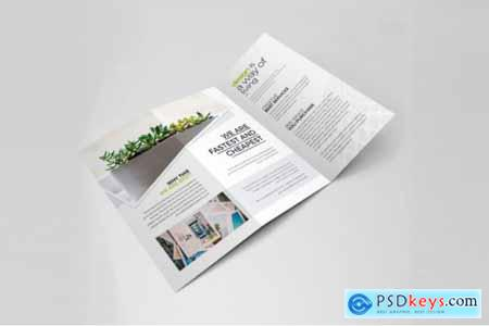 Corporate Trifold Brochure 3581406