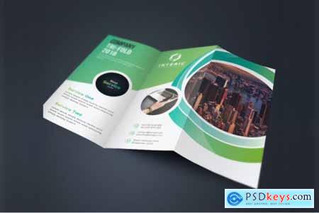 Corporate Trifold Brochure 3581405