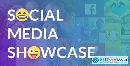 Videohive Social Media Showcase