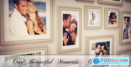 Videohive Photo Gallery Pack Our Beautiful Moments