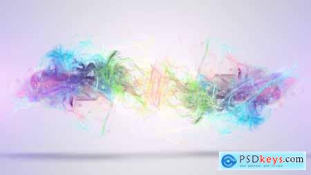 Videohive Colors Of Twirls