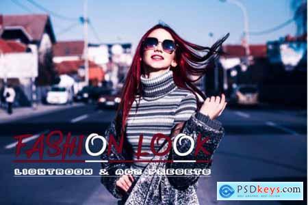 Fashion Look Lightroom & ACR Presets