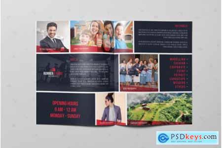 Photography Bi-Fold Brochure 3577358