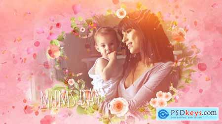 Videohive Mums Day Slideshow