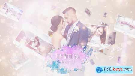 Videohive Wedding Photo Story