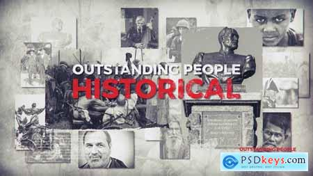 Videohive Historical Outstanding People