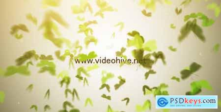 Videohive Butterfly Logo