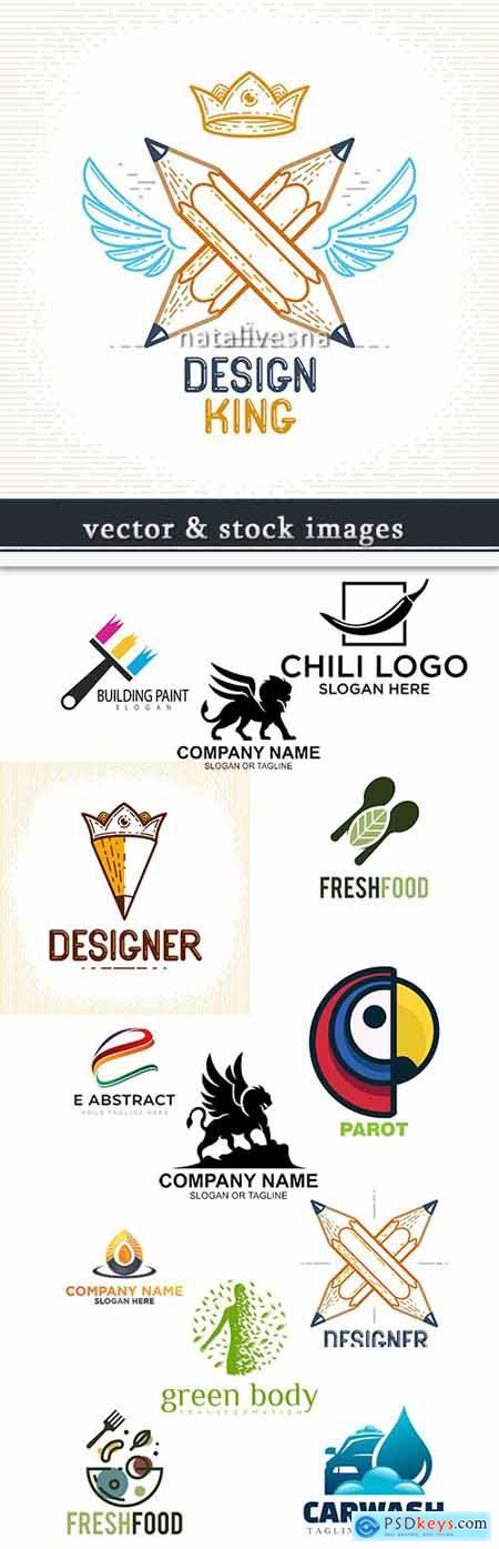 Creative logos corporate business company design 18