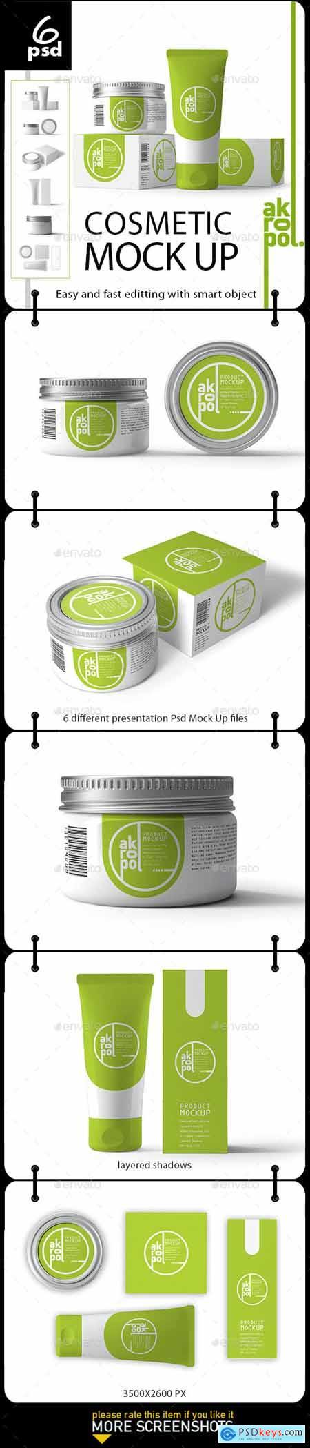 Cosmetic Mock Up 23879356