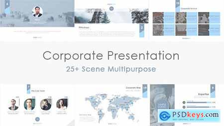Videohive Corporate Presentation