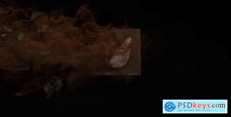 Videohive Blown Out Logo Reveal