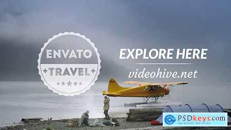 Videohive Travel Intro and Lower Third