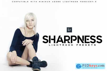 Sharpness Lightroom Presets
