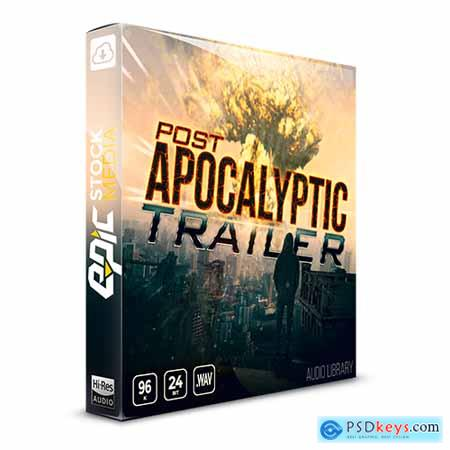 Post Apocalyptic Trailer - Epic Stock Media
