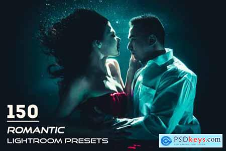 150 Romantic Lightroom Presets