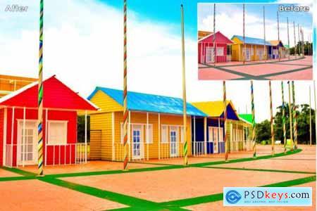Color Pop Lightroom and ACR Presets