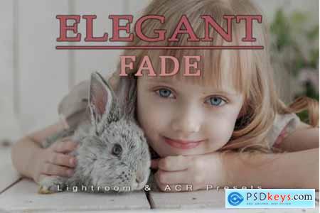 Elegant Fade Lightroom &ACR Presets