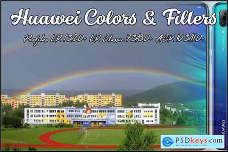 Huawei Colors & Filters profiles 3855331
