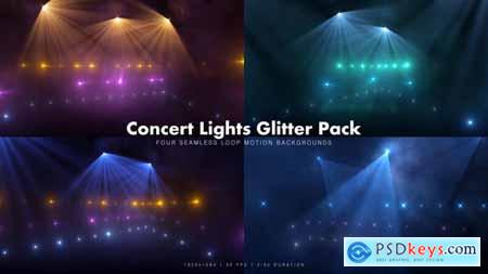 Videohive Concert Lights Glitter Pack 6
