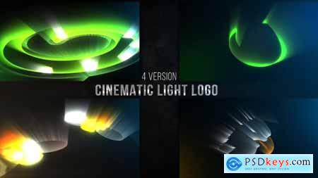 Videohive Cinematic Light Logo