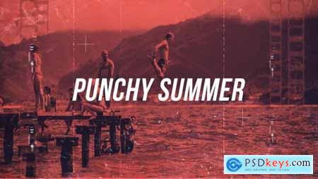 Videohive Punchy Opener