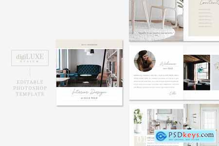 Modern Interior Design Lookbook 3741527