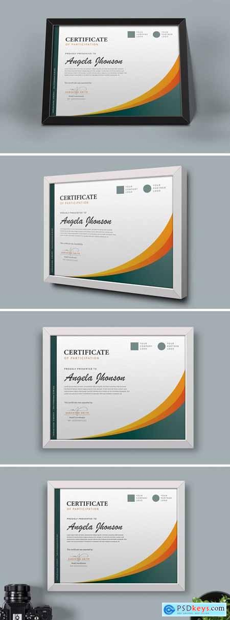 Certificate Diploma Template Pro