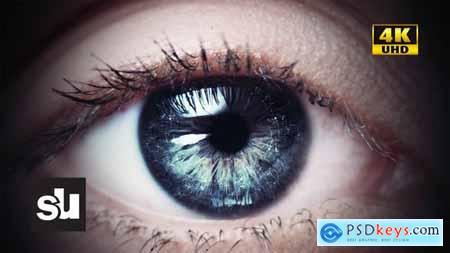 VideoHive Blink Of The Eye