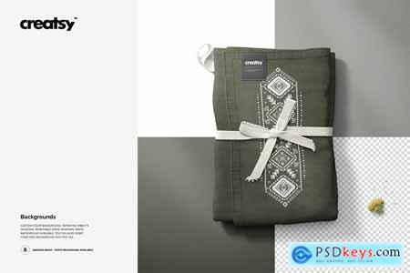 Kitchen Towels Mockup Set 3509842