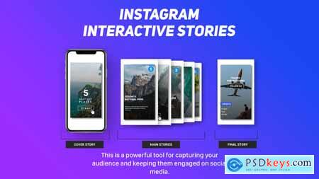Videohive Instagram Stories
