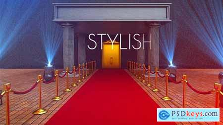 VideoHive Red Carpet Logo Reveal