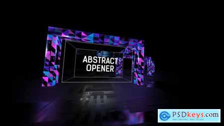 Videohive Abstract Opener