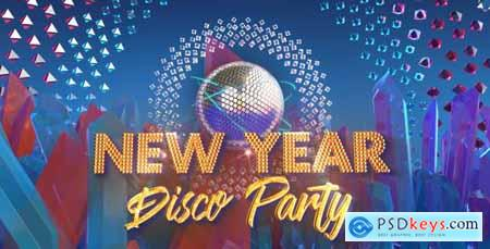 Videohive New Year Disco Party