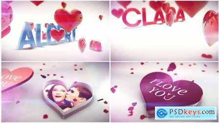 Videohive Valentines Day Gift