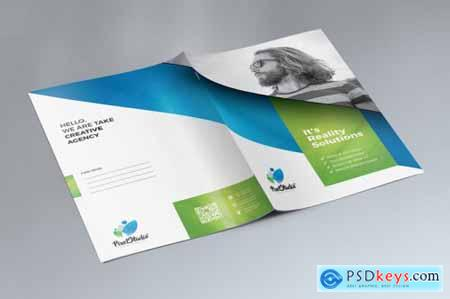 Business Presentation Folder 3590099