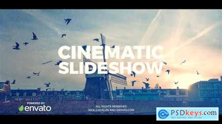 Videohive Cinematic Slideshow