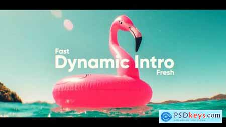 Videohive Dynamic Fast Intro