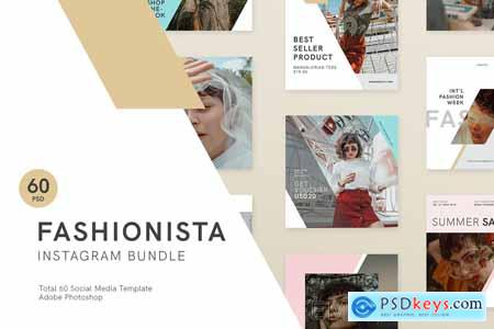 Fashionista Instagram Bundle 3855041