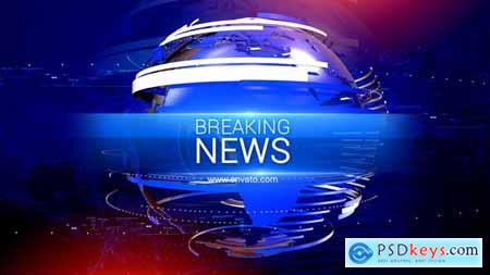 Videohive Breaking News 23339351