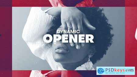 Videohive Dynamic Opener 22989286