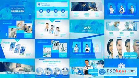 Videohive Medical 23055420