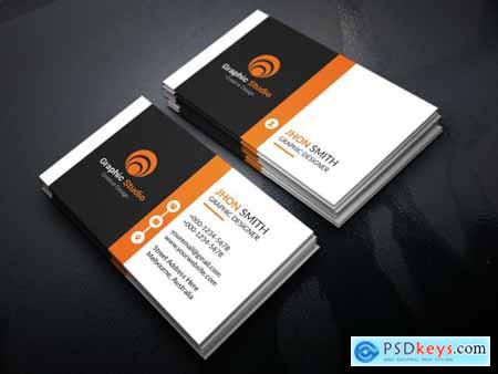 Corporate Business Card 3590975