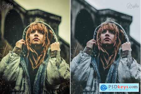 Lighter Lightroom Presets