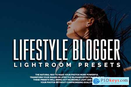 Lifestyle Blogger Lightroom Presets