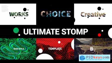 Videohive Ultimate Stomp