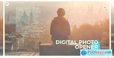 Videohive Digital Photo Opener