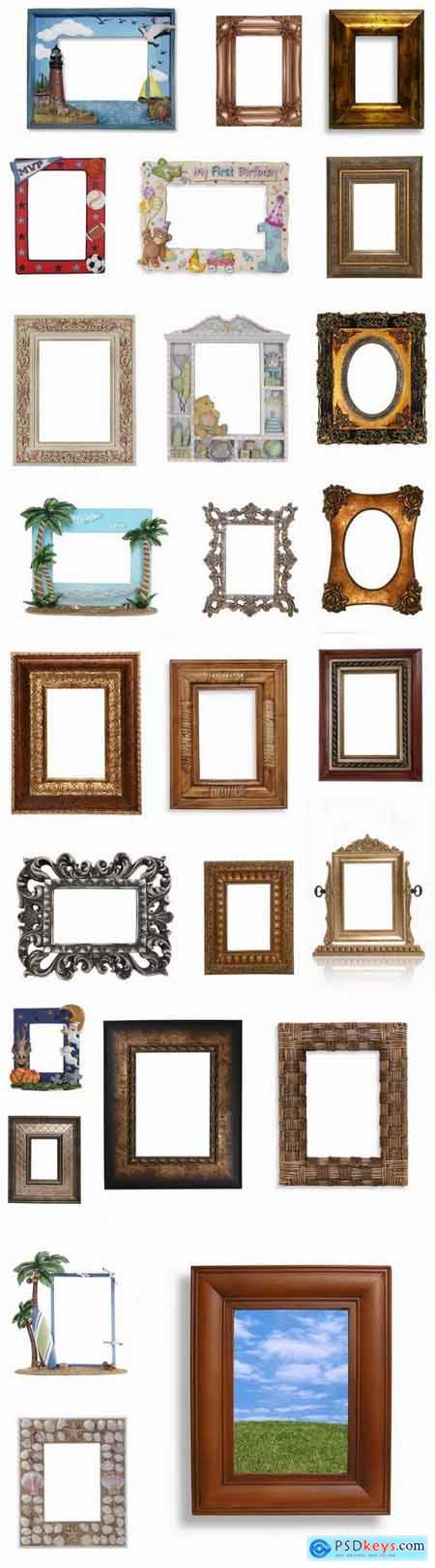 Different frame 25 HQ Jpeg