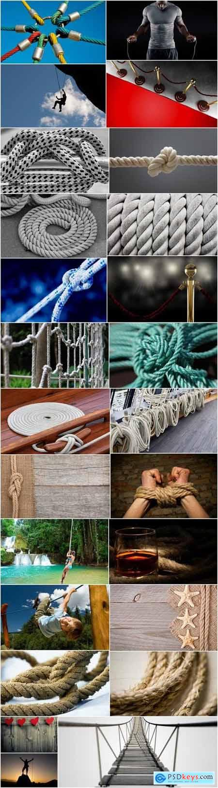 Cord a rope thread 25 HQ Jpeg
